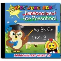 Personalised for Preschool